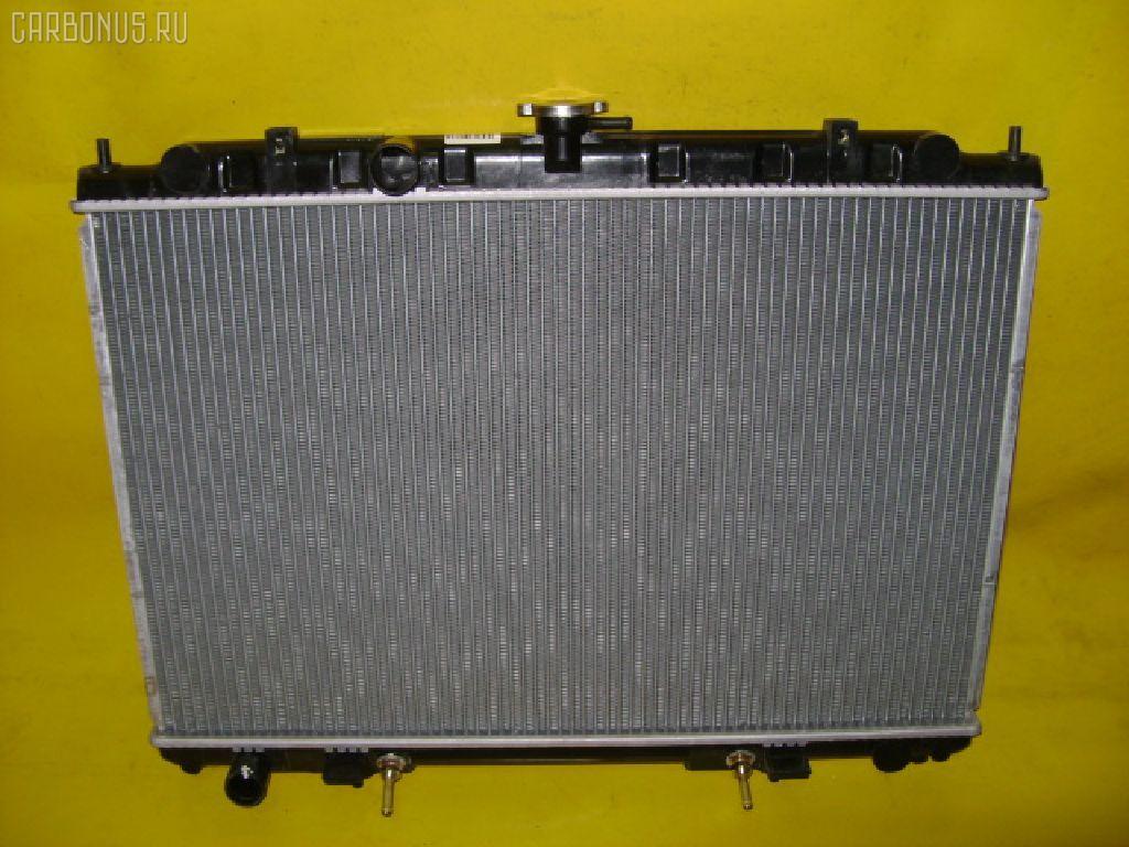 Радиатор ДВС NISSAN X-TRAIL NT30 QR20DE. Фото 7