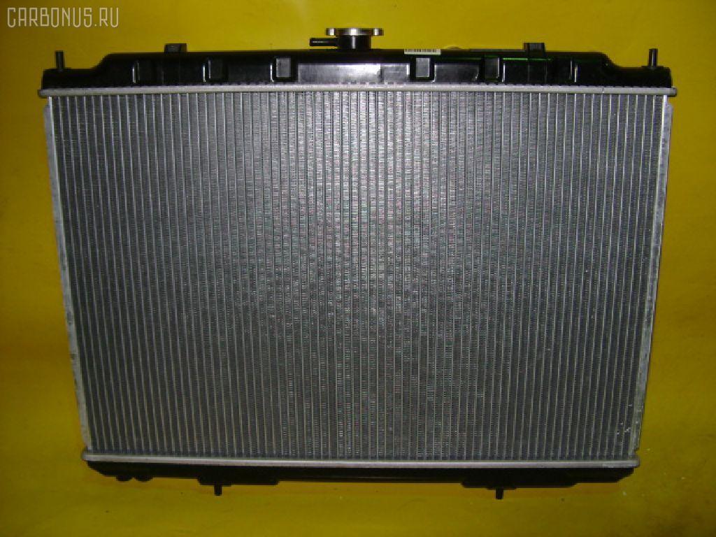 Радиатор ДВС NISSAN X-TRAIL NT30 QR20DE. Фото 8