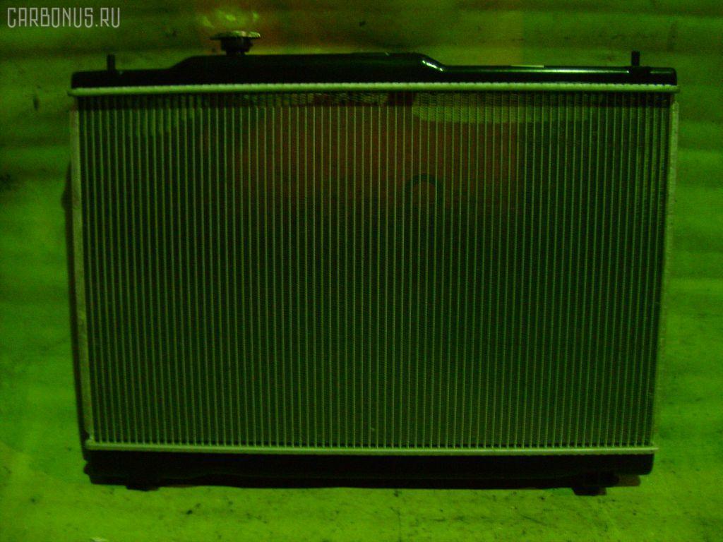 Радиатор ДВС TOYOTA ESTIMA ACR40W 2AZ-FE. Фото 1