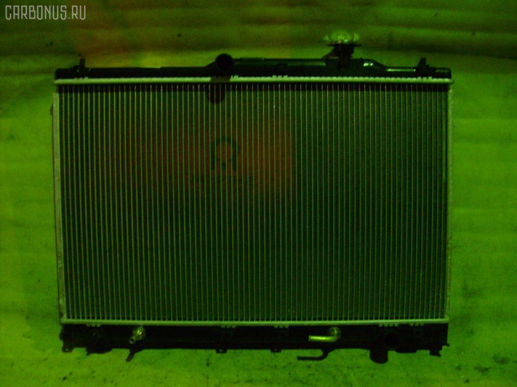 Радиатор ДВС TOYOTA ESTIMA ACR40W 2AZ-FE. Фото 2
