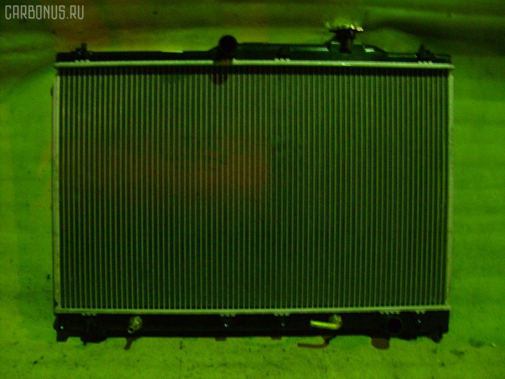 Радиатор ДВС TOYOTA ESTIMA ACR40W 2AZ-FE. Фото 4