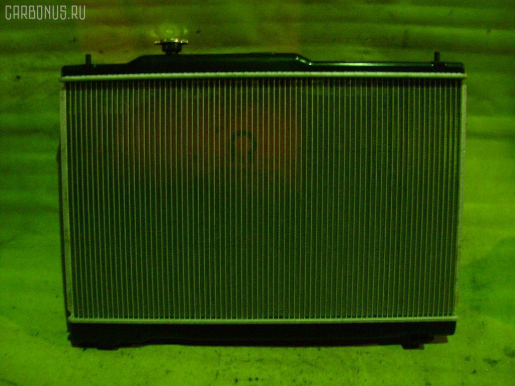 Радиатор ДВС TOYOTA ESTIMA ACR40W 2AZ-FE. Фото 5