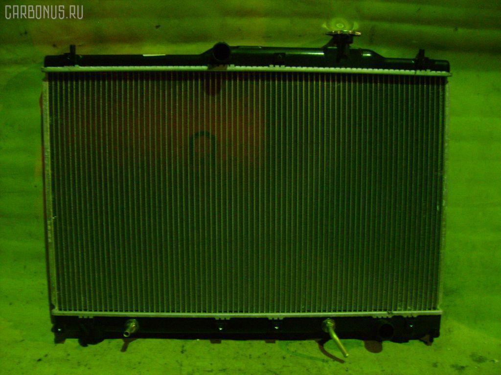Радиатор ДВС TOYOTA ESTIMA ACR40W 2AZ-FE. Фото 6