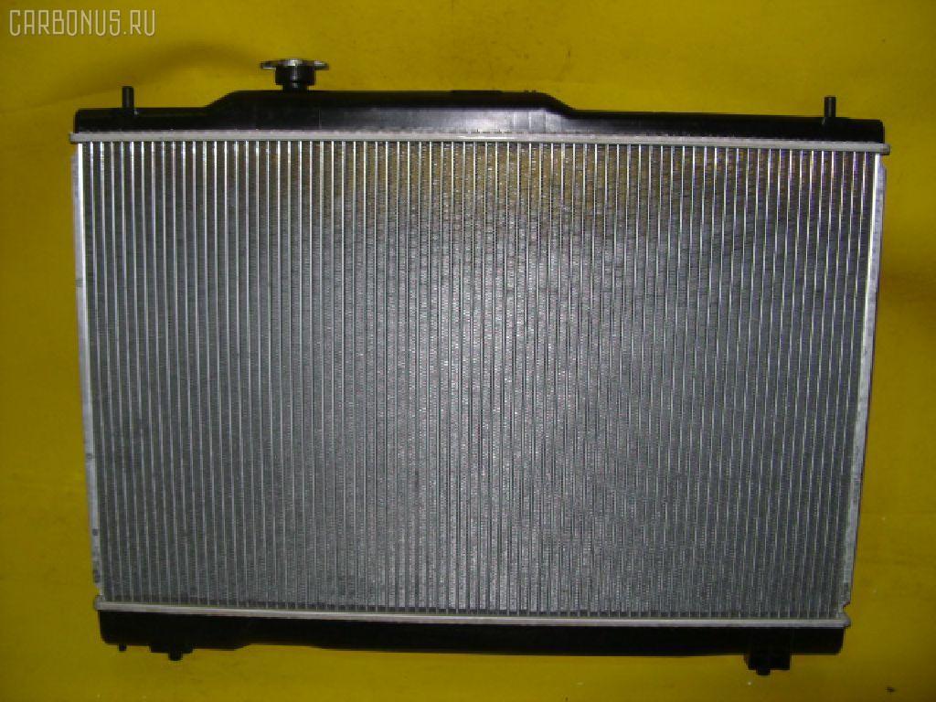 Радиатор ДВС TOYOTA ESTIMA ACR40W 2AZ-FE. Фото 7