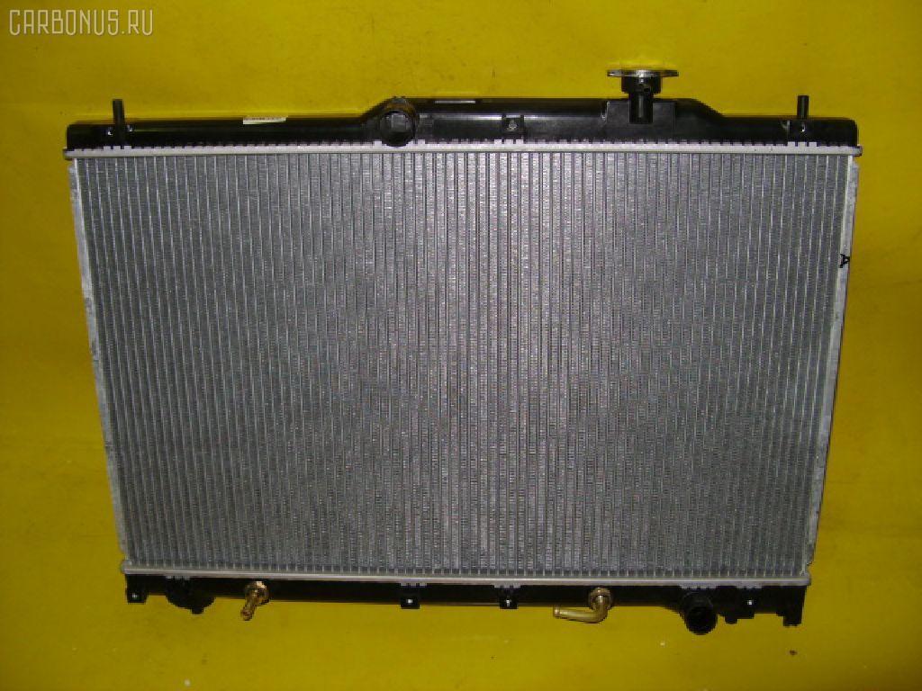 Радиатор ДВС TOYOTA ESTIMA ACR40W 2AZ-FE. Фото 8