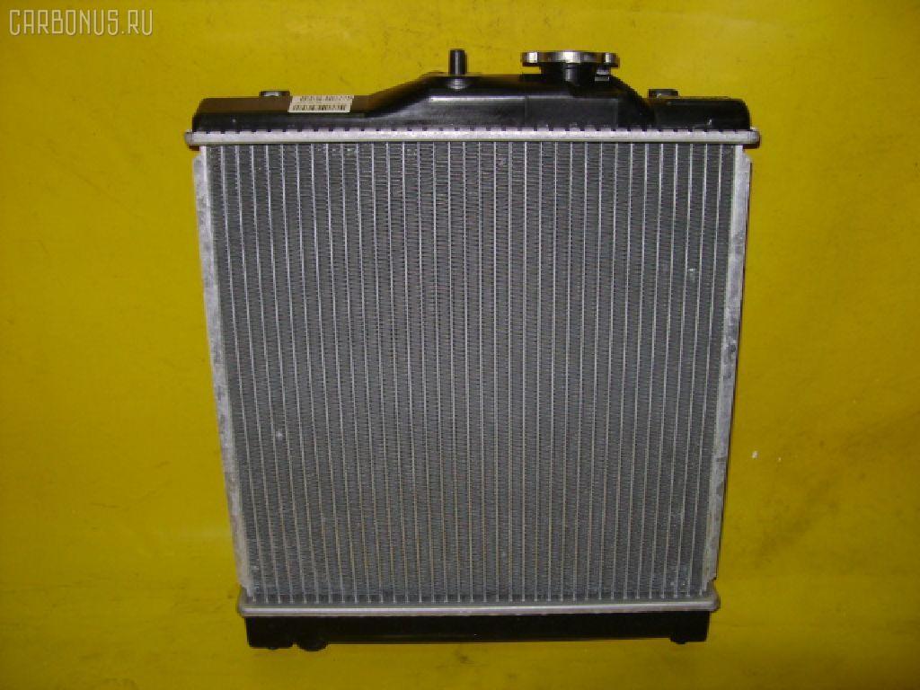Радиатор ДВС HONDA CIVIC FERIO EG8 D15B. Фото 1