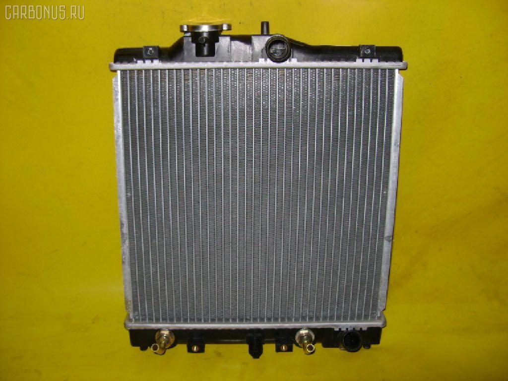 Радиатор ДВС HONDA CIVIC FERIO EG8 D15B. Фото 2