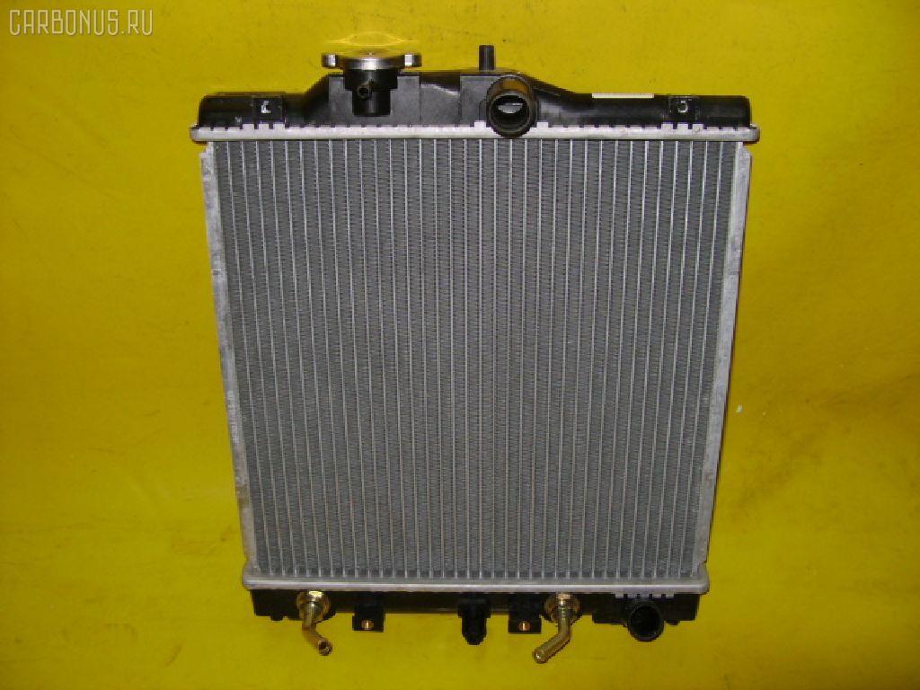 Радиатор ДВС HONDA CIVIC FERIO EG8 D15B. Фото 4