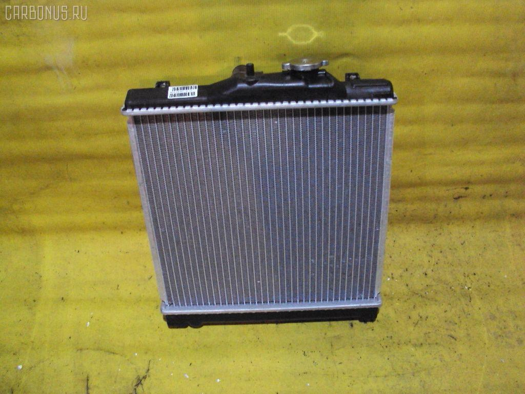 Радиатор ДВС HONDA CIVIC FERIO EG8 D15B. Фото 3