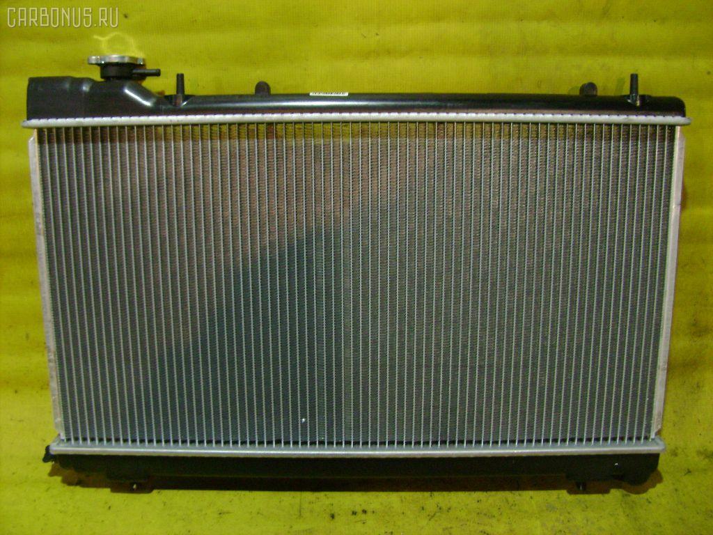 Радиатор ДВС SUBARU FORESTER SG5 EJ20. Фото 1