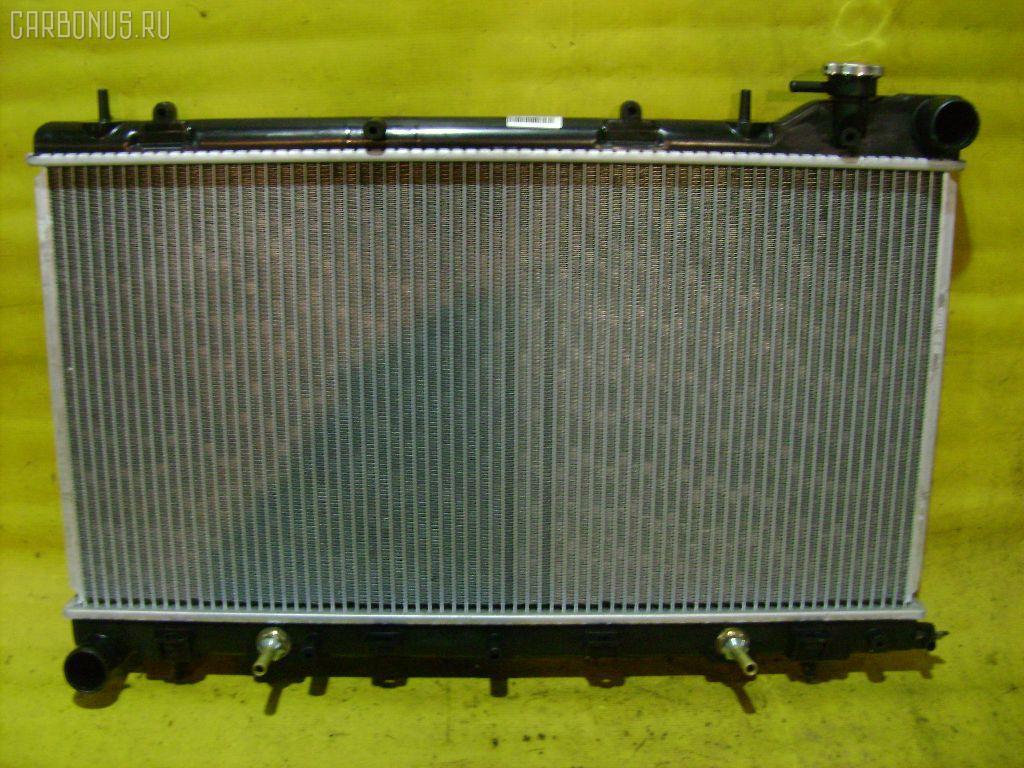 Радиатор ДВС SUBARU FORESTER SG5 EJ20. Фото 2