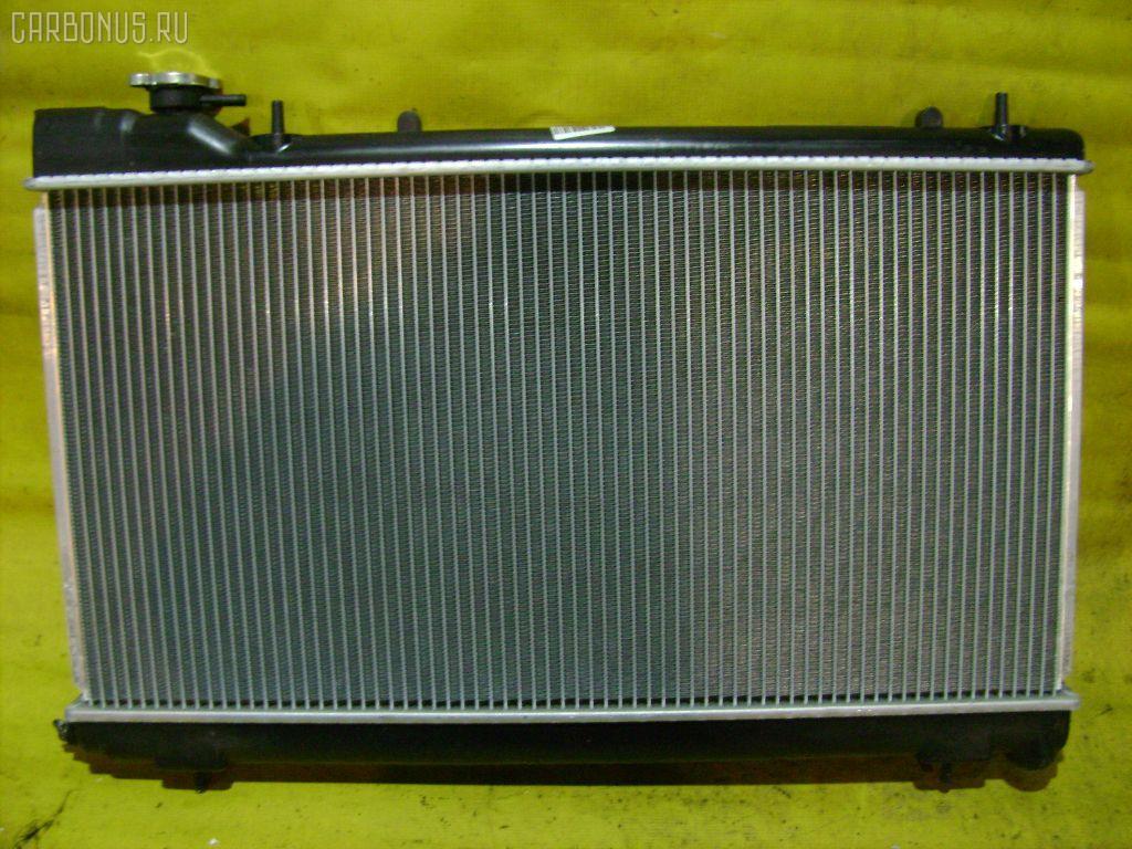Радиатор ДВС SUBARU FORESTER SG5 EJ20. Фото 3