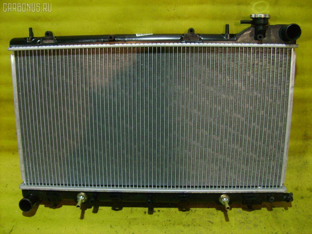Радиатор ДВС SUBARU FORESTER SG5 EJ20. Фото 4