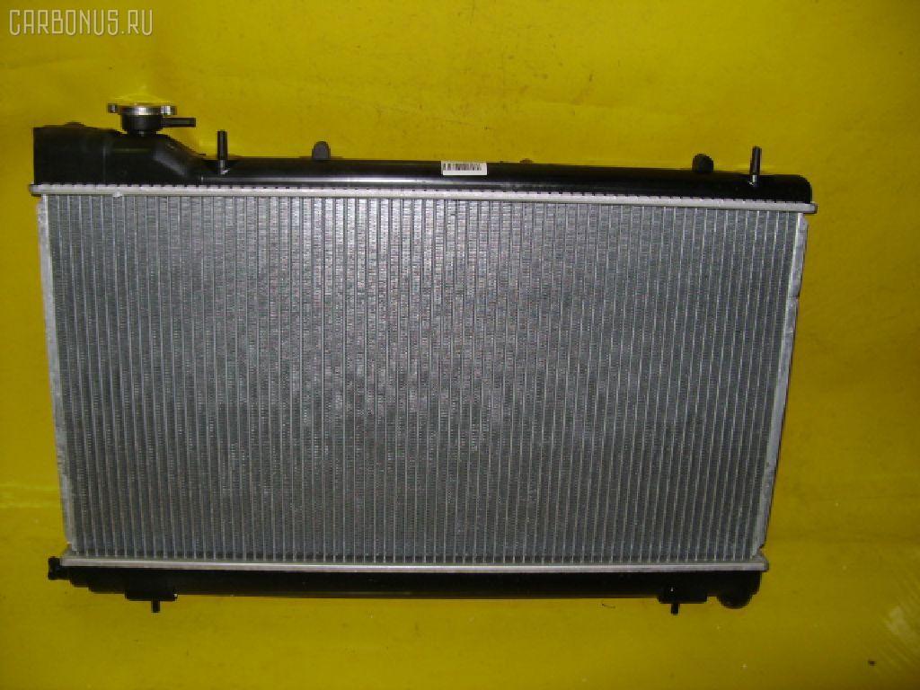 Радиатор ДВС SUBARU FORESTER SG5 EJ20. Фото 5