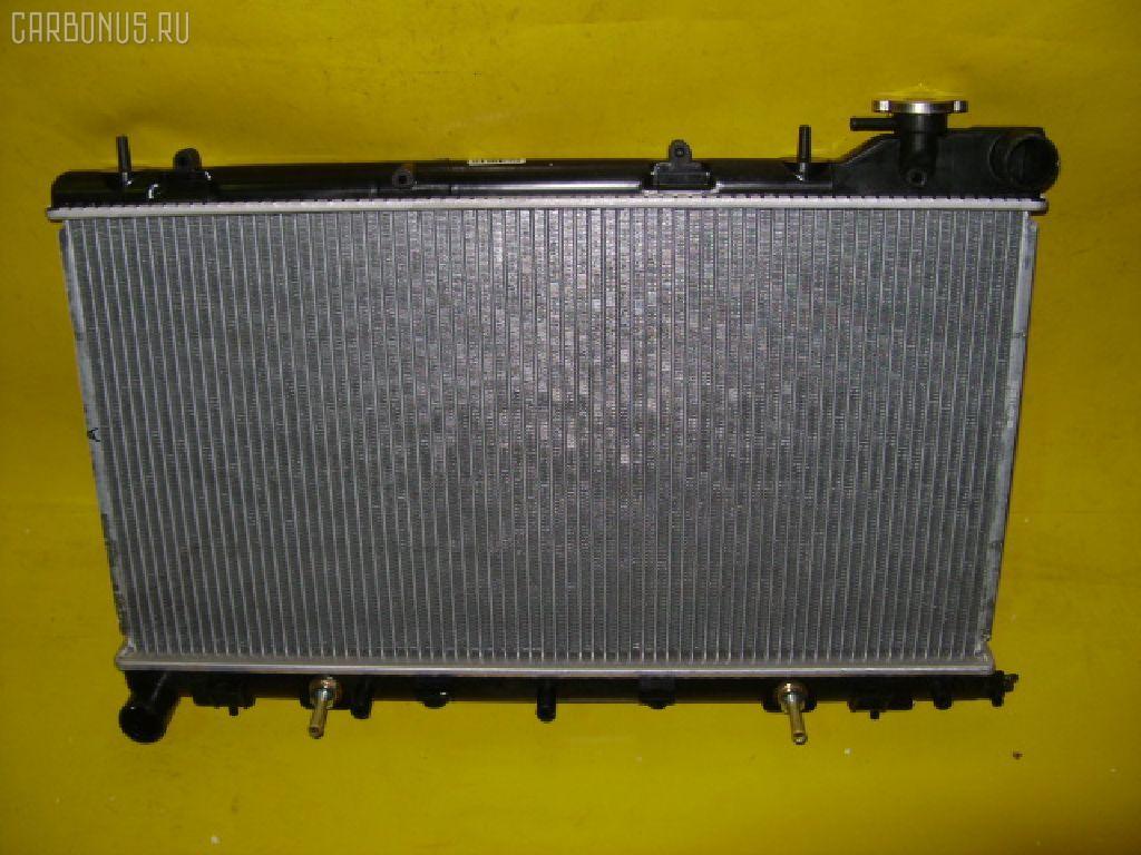 Радиатор ДВС SUBARU FORESTER SG5 EJ20. Фото 6