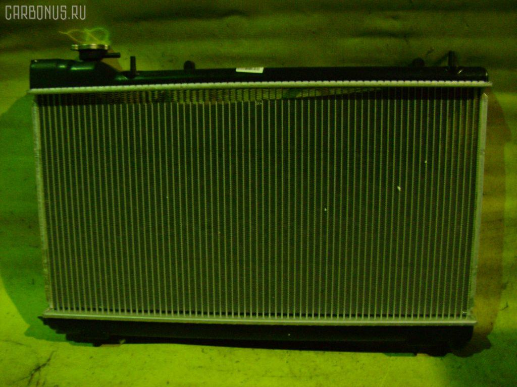 Радиатор ДВС SUBARU FORESTER SG5 EJ20. Фото 7
