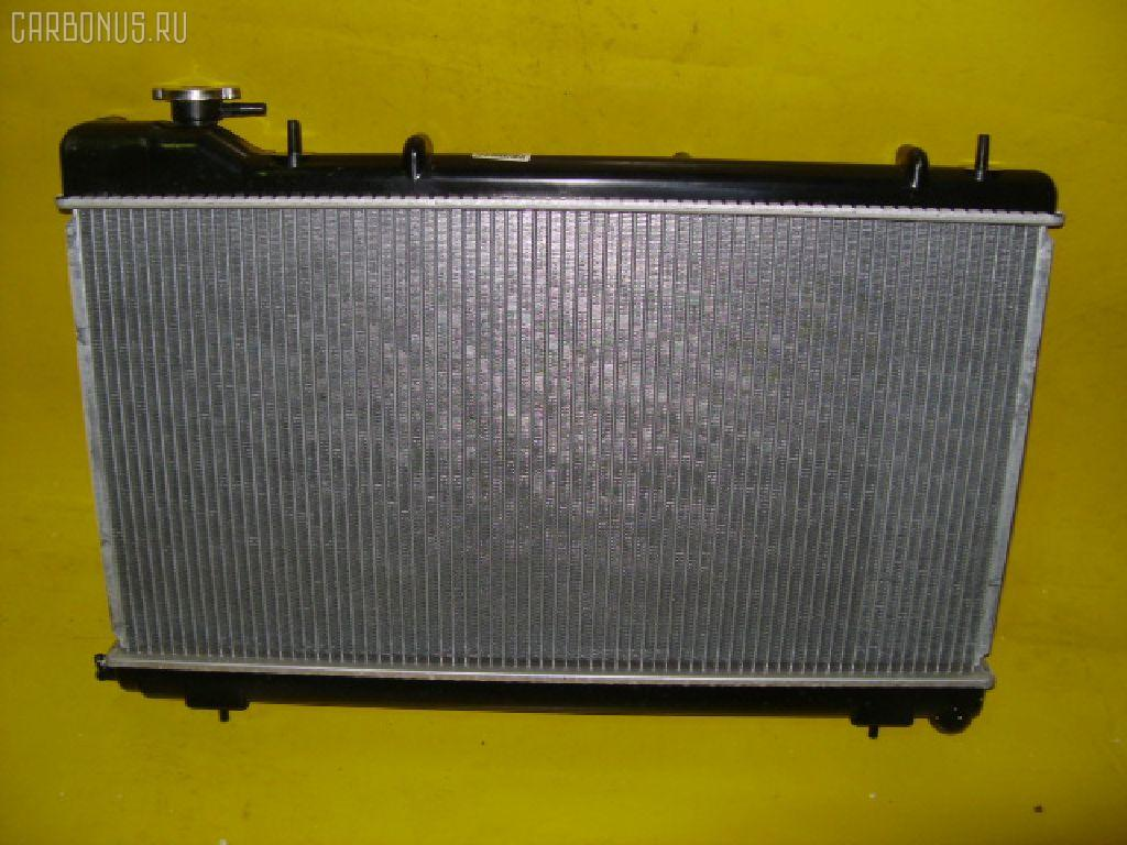 Радиатор ДВС SUBARU FORESTER SG5 EJ20. Фото 9