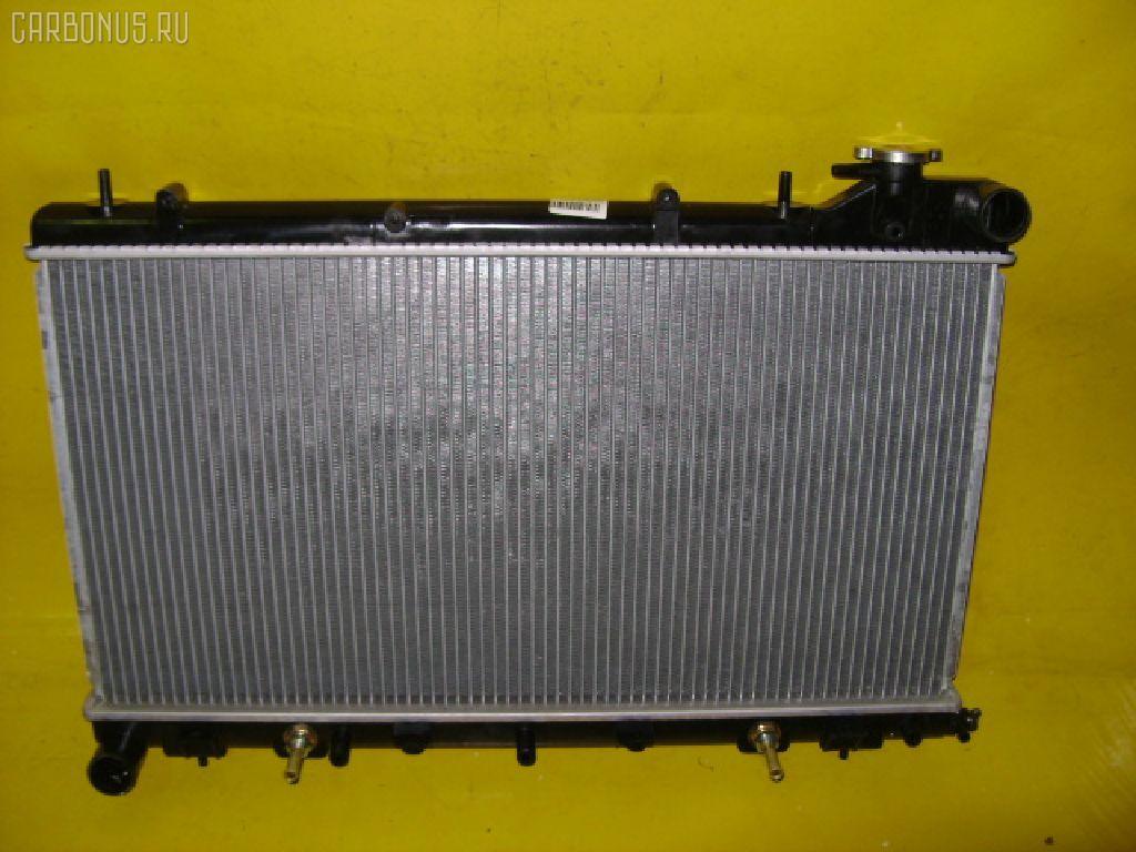Радиатор ДВС SUBARU FORESTER SG5 EJ20. Фото 10