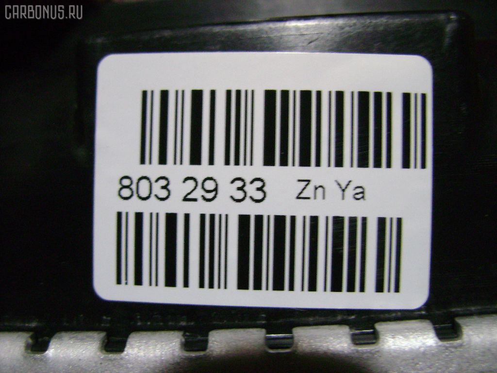 Радиатор ДВС TOYOTA CELICA ZZT230 1ZZ-FE Фото 4