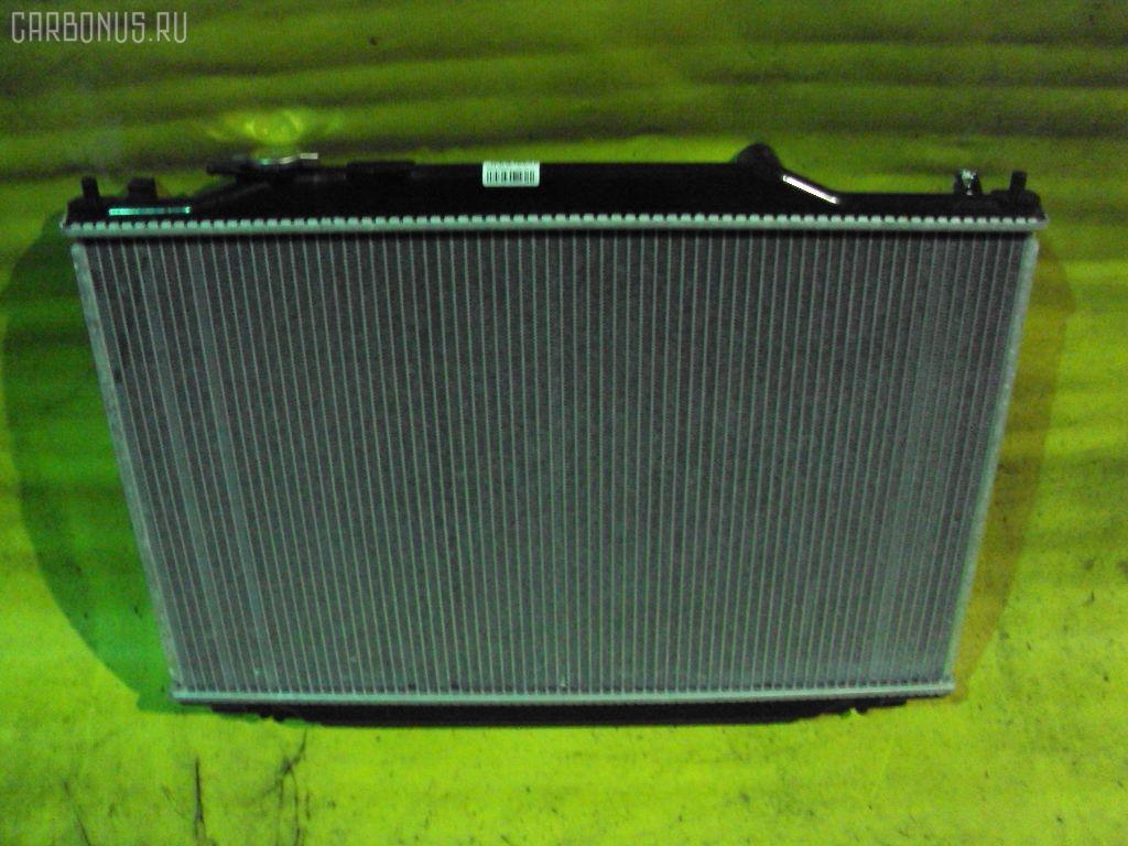 Радиатор ДВС HONDA STEP WGN RF3 K20A. Фото 3