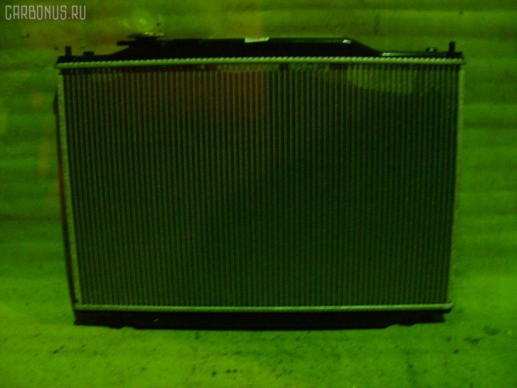 Радиатор ДВС HONDA STEP WGN RF3 K20A. Фото 5