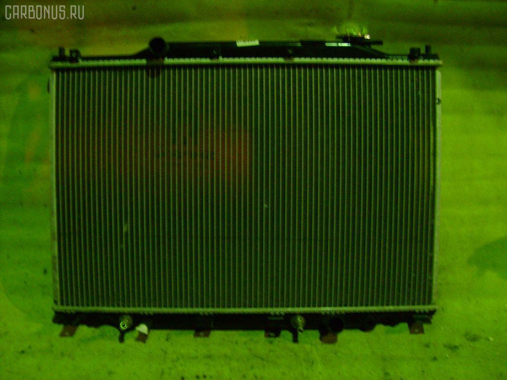 Радиатор ДВС HONDA STEP WGN RF3 K20A. Фото 6