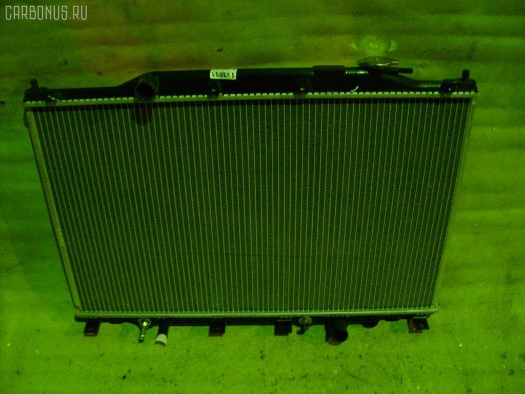 Радиатор ДВС HONDA STEP WGN RF3 K20A. Фото 7