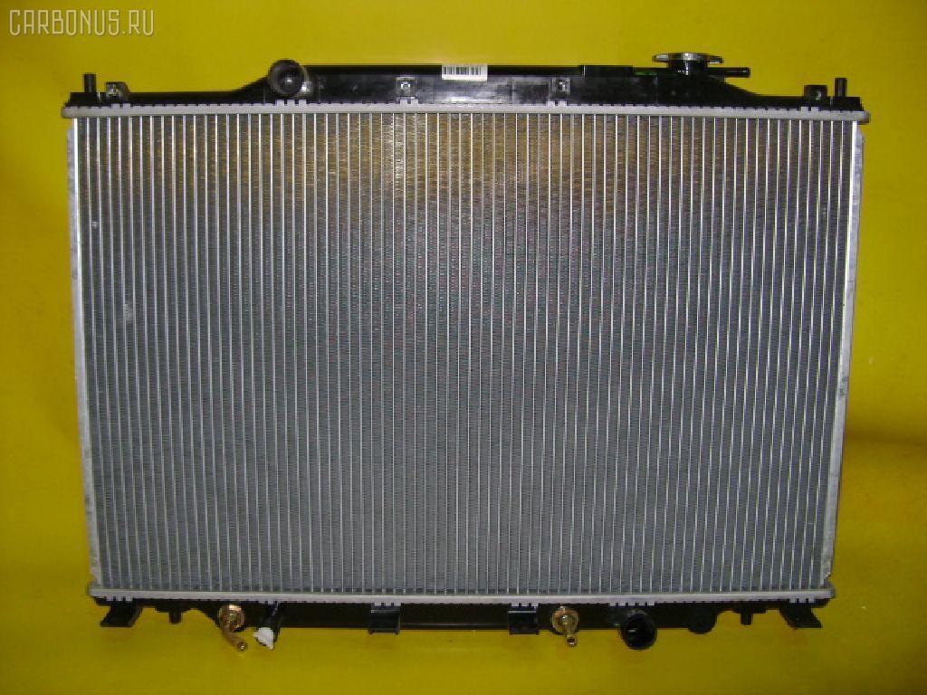 Радиатор ДВС HONDA STEP WGN RF3 K20A. Фото 10
