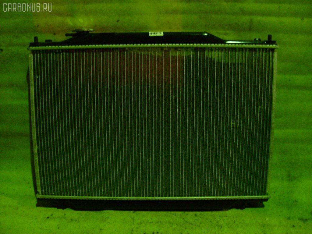Радиатор ДВС HONDA STEP WGN RF3 K20A. Фото 11