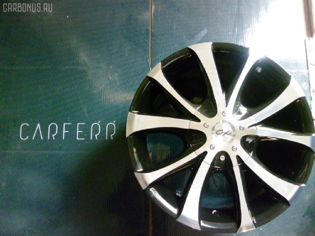 Диск литой CARFERR R16 / 4-100/4-114.3 / 73.1 / 7.5J / ET+38 Фото 1