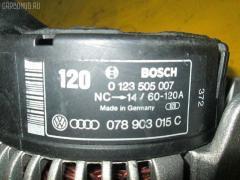Генератор Audi A4 8DAAHF AAH Фото 3