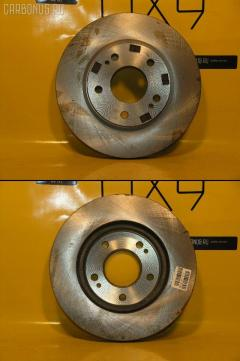 Тормозной диск MITSUBISHI AIRTREK CU4W UQUMI UQ-116F-5305 Переднее