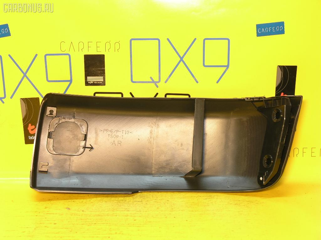 Клык бампера TOYOTA PROBOX NCP51V. Фото 10