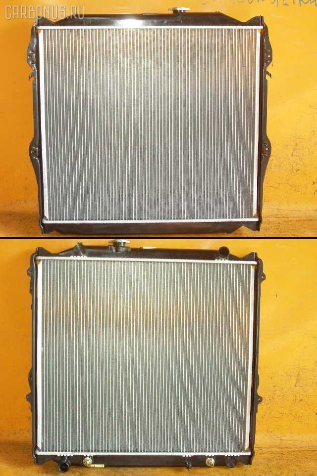 Радиатор ДВС TOYOTA LAND CRUISER PRADO VZJ95W 5VZ-FE. Фото 10