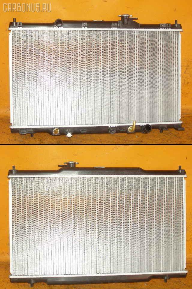 Радиатор ДВС HONDA CR-V RD6 K24A. Фото 2