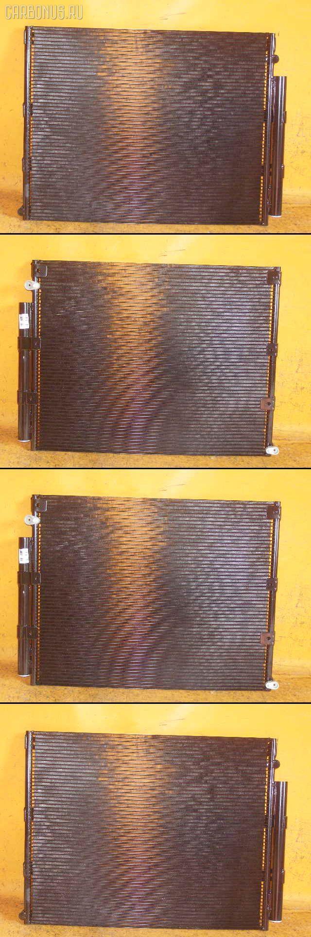 Радиатор кондиционера LEXUS LX470 UZJ100L 2UZ-FE. Фото 1