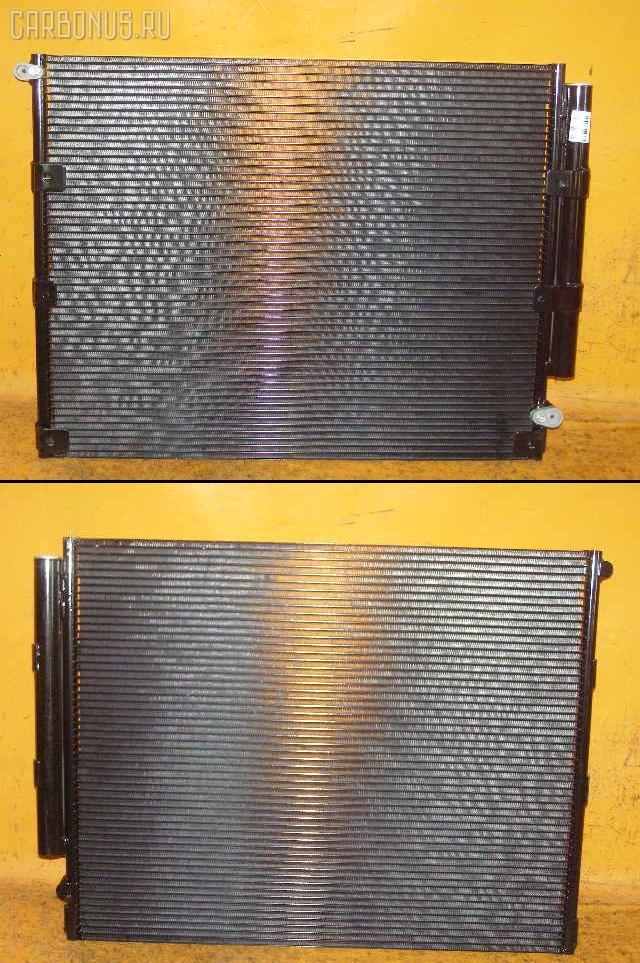 Радиатор кондиционера LEXUS LX470 UZJ100L 2UZ-FE. Фото 3