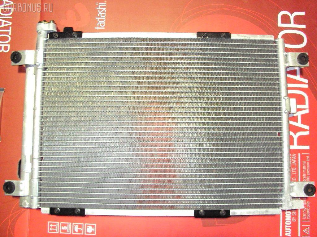 Радиатор кондиционера SUZUKI ESCUDO TD52W J20A. Фото 2