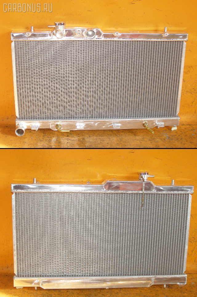 Радиатор ДВС SUBARU LEGACY BE5 EJ20. Фото 4