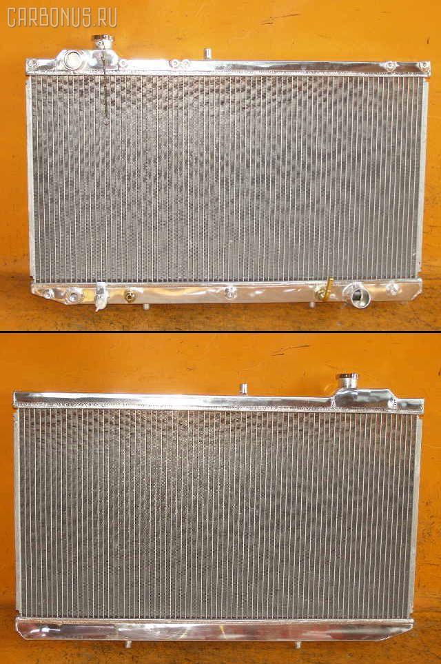 Радиатор ДВС TOYOTA ARISTO JZS160 2JZ-GE. Фото 5