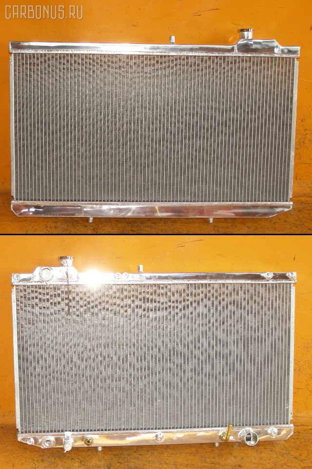 Радиатор ДВС TOYOTA ARISTO JZS160 2JZ-GE. Фото 3