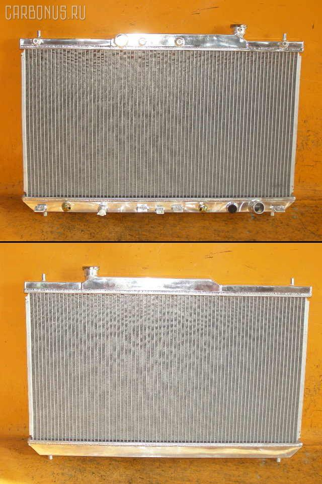 Радиатор ДВС TOYOTA CAMRY GRACIA SXV25 5S-FE. Фото 8