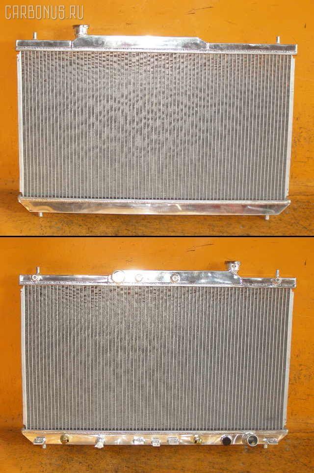 Радиатор ДВС TOYOTA CAMRY GRACIA SXV25 5S-FE. Фото 6