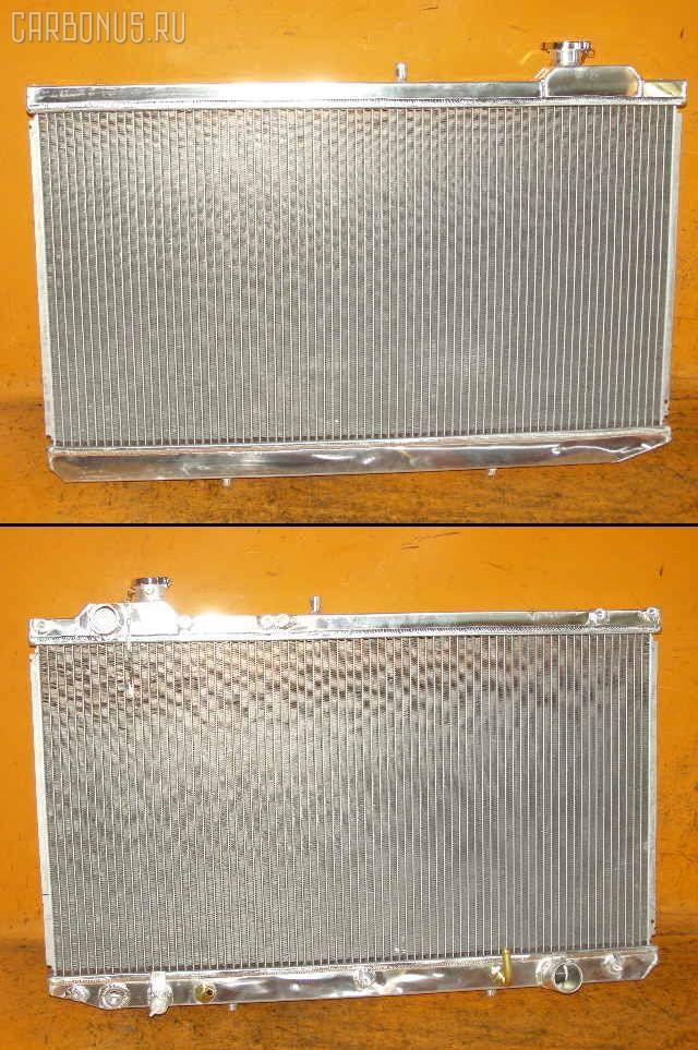Радиатор ДВС TOYOTA ARISTO JZS160 2JZ-GE. Фото 8