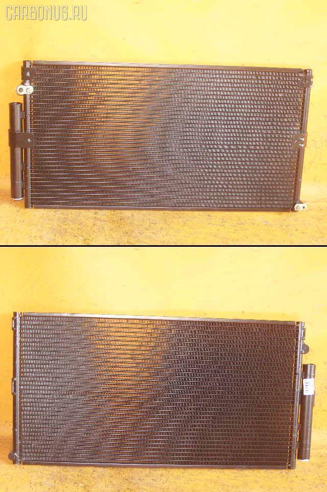 Радиатор кондиционера TOYOTA LAND CRUISER HDJ101K 1HD-FTE. Фото 1