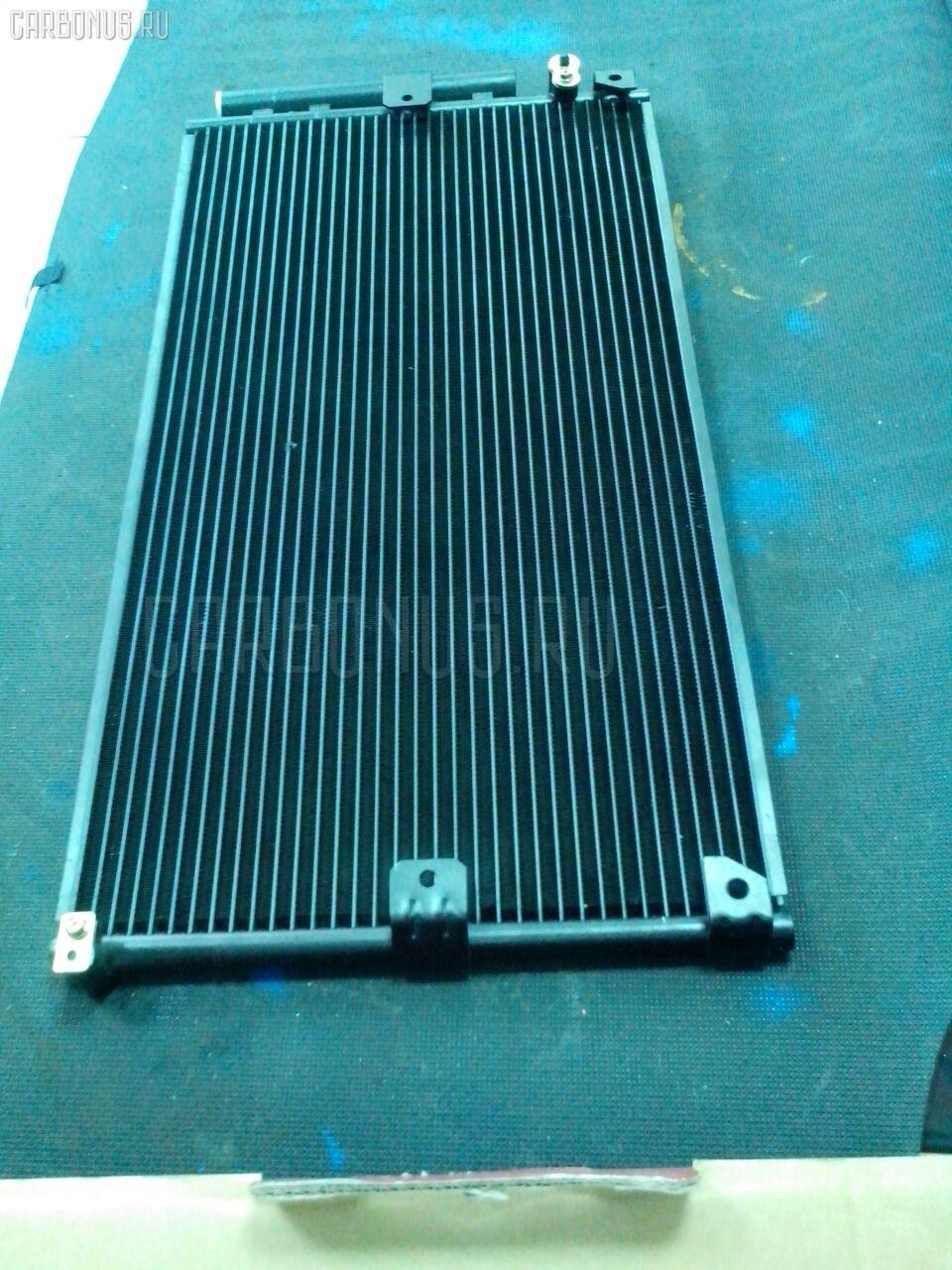 Радиатор кондиционера TOYOTA LAND CRUISER HDJ101K 1HD-FTE Фото 1