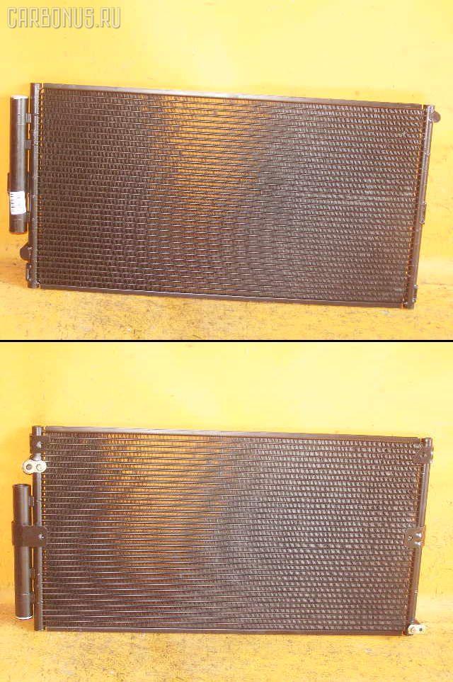 Радиатор кондиционера TOYOTA LAND CRUISER HDJ101K 1HD-FTE. Фото 3