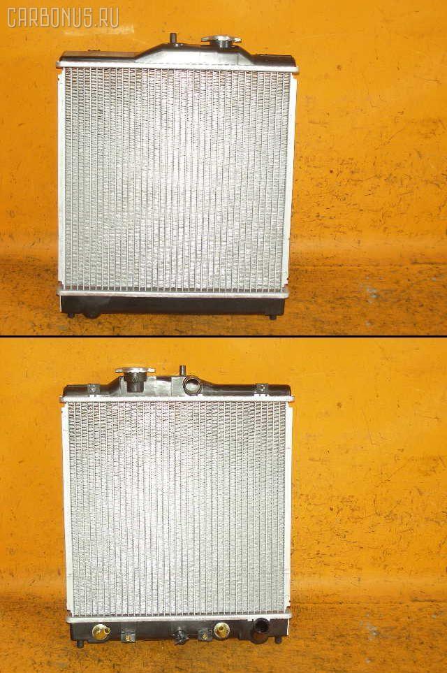 Радиатор ДВС HONDA CIVIC FERIO EG8 D15B. Фото 5