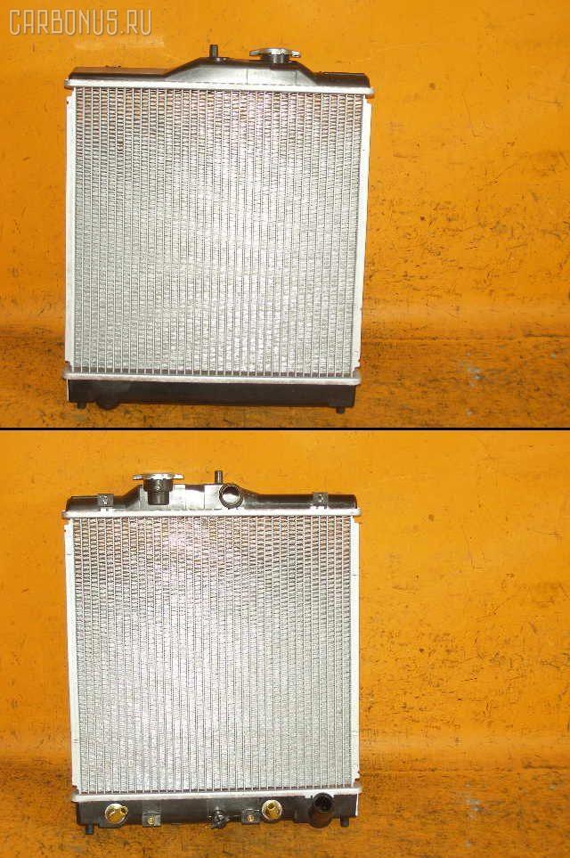 Радиатор ДВС HONDA CIVIC FERIO EG8 D15B. Фото 8