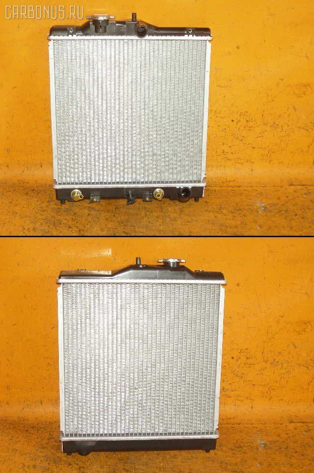 Радиатор ДВС HONDA CIVIC FERIO EG8 D15B. Фото 10